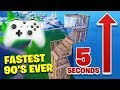 Pro Console Player Teaches How To Do the *NEW* Fastest 90s on Controller