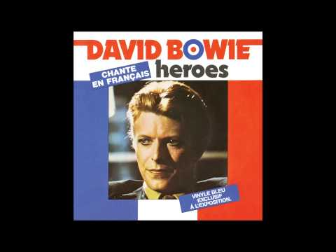 "Bowie, David - ""Heroes"" (French)"