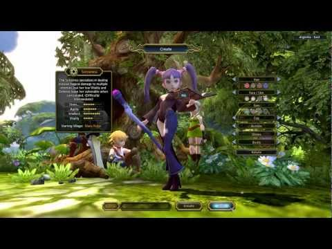 Dragon Nest Gameplay - First Look - In-Depth HD