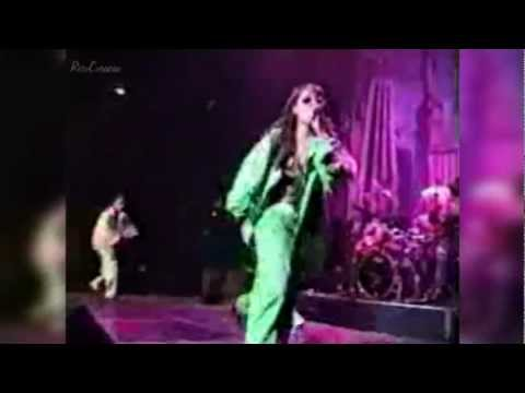 Aaliyah | Live in Concert | Intro & Back & Forth (St. Louis)