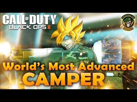 Black Ops 2 - THE WORLD'S GREATEST CAMPER RETURNS!!!