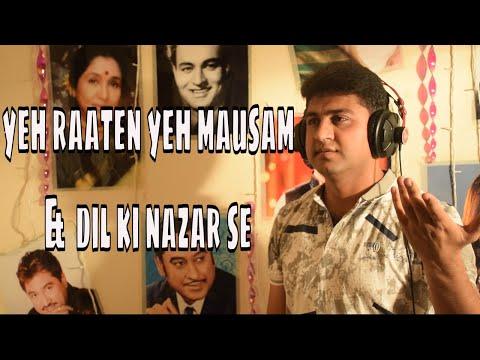 Yeh Raaten Yeh Mausam|Dil Ki Nazar Se|Dr. Unplugged (Dr Gourav Monga)