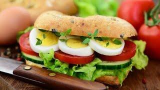 How To Make an Egg Salad Sandwich