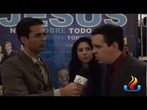 UMADEB 2012 - Dia 21-02 - Entrevista Jackson e Talita