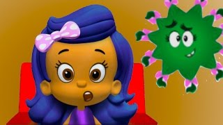 Bubble Guppies Full GAME bad monster Episodes Nick Jr. Games for Child videos for kids #BRODIGAMES