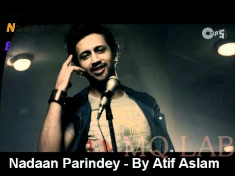 Nadaan Parindey Cover  Atif Aslam |  Rockstar video