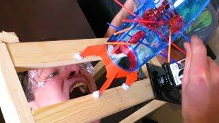 INSANE HOT CHILLI GAME w/ WheresMyChallenge | Challenge Pete