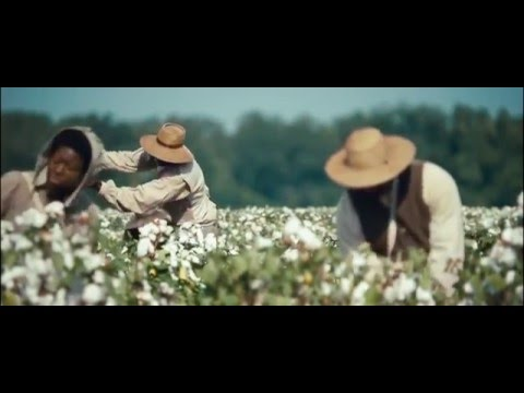 12 years a slave cotton field song