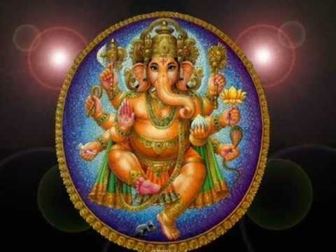 Ganesh aarti (full in marathi).wmv