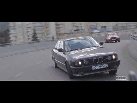 BMW M5 Street Drift! Giorgi Tevzadze(NeedForDrive.com) &amp; Eric Davidovich(Smotra.ru) by zaRRubin