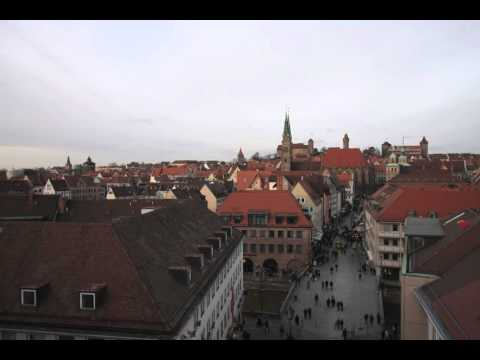 30 Minutes of Nuremberg in 40 Seconds (Time Lapse)