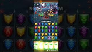 Mogulemon EP : Raiding Luluka, Aggresive alliance - Empires and Puzzles