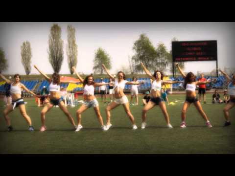 Pop Up Dance Team - Reggaeton Fusion - Rompe choreo