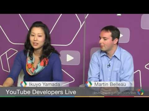 YouTube Developers Live: Streaming like a boss with Capella Systems' Cambria Live Studio