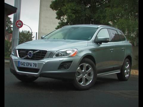 Essai Volvo XC60 2009
