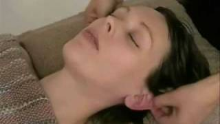 Learn Ear Candling - Facial Massage Techniques Video 3