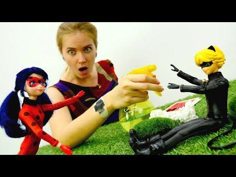 Леди Баг и Супер Кот против ЛЕДИ ВИРУС! ⚗️ Видео для детей/ Игры #КУКЛЫ: Света СТАЛА ЗЛАЯ!