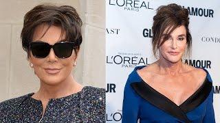Kris Jenner FURIOUS Over Caitlyn Jenner