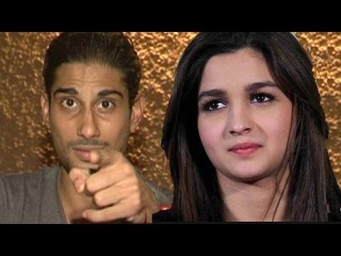 Prateik Lashes out on Alia and Karan Johar | Talks about RAVE