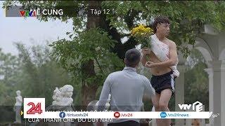 Hài kịch - Gia vị mới trong phim hình sự | VTV24