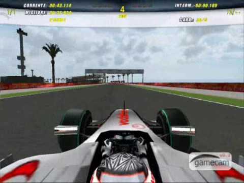 Un giro di pista ad Abu Dhabi con la TG09 F1 Challenge