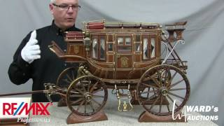 Stan Wychopen Stage Coach - Thanksgiving 2016 Auction