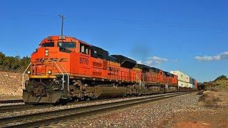 BNSF Railway Crossing
