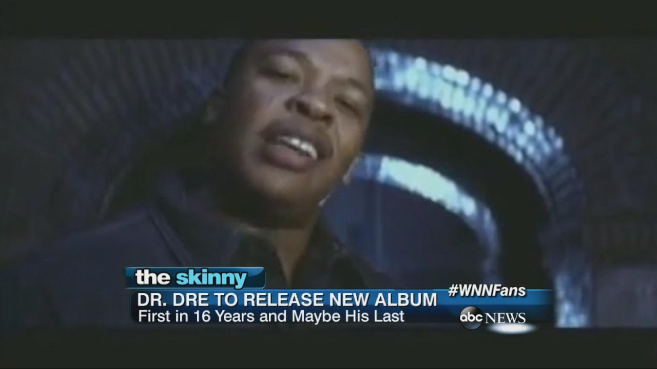 Dr. Dre To Release New Album | ABC News
