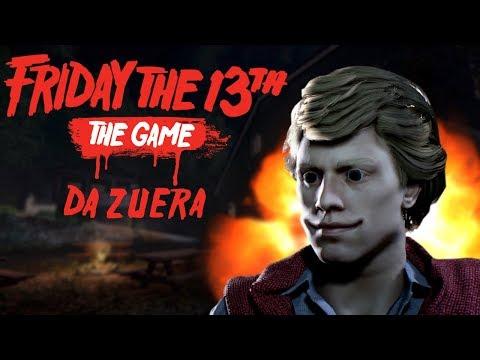 TCHAUZINHO JASON! - SEXTA FEIRA 13 DA ZUERA (Friday the 13th) #2 thumbnail