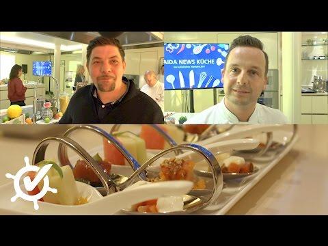 Tim Mälzer kocht auch 2017 auf AIDA - Kulinarische Highlights (Vlog)
