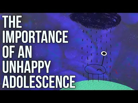 The Importance of an Unhappy Adolescence