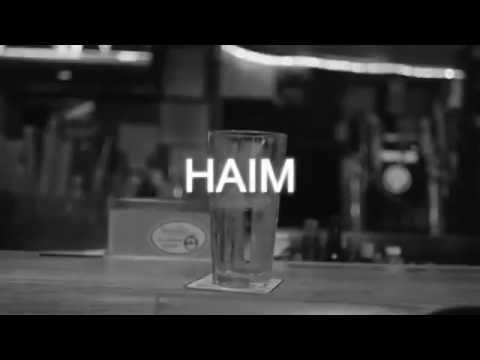 Haim - Hazy Shade Of Winter
