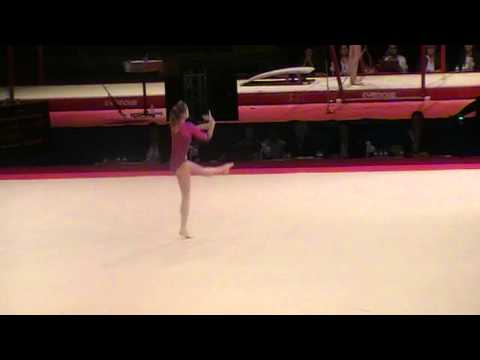 Viktoria Komova FX 2011 Massilia Cup