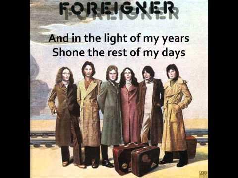 Foreigner - Starrider