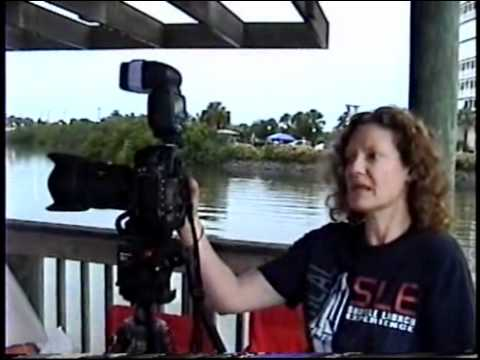 Interview with Amanda Stevenson STS-135 Atlantis Space View Park Titusville, FL