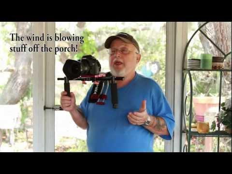 Opteka CXS-2 Video Shoulder Support System - Old Skeeter