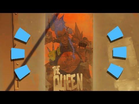 Overwatch - QUEEN OF JUNKERTOWN Revealed!