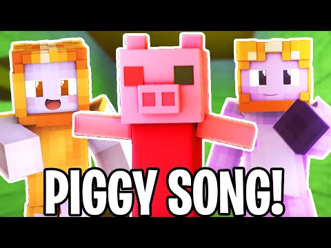 ULTIMATE ROBLOX PIGGY SONG! (Official MINECRAFT BOXY & FOXY Music Video)