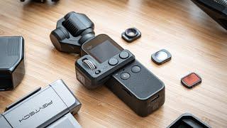 DJI Osmo Pocket - Long Term Review (vs Action Cameras)