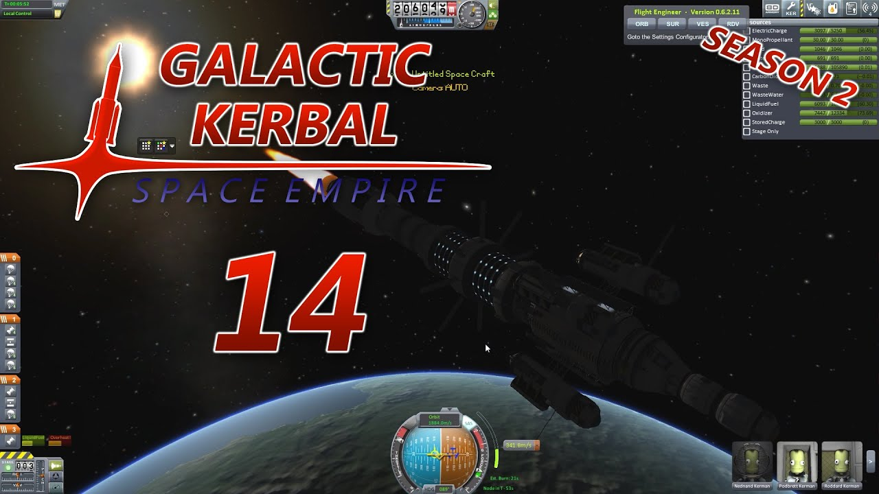 the galactic kerbal space empire season 2 episode 14 new version youtube. Black Bedroom Furniture Sets. Home Design Ideas