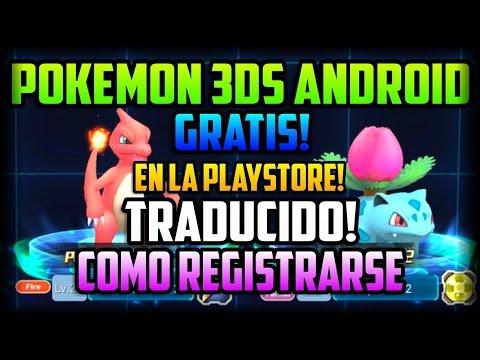 Pokemon 3DS Android - Actualizado y Traducido! - Descarga APK - Juegos de Pokemon en Android