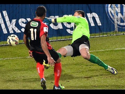 8èmes de finale : Boulogne-Quevilly : 2-0, les buts !