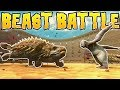 Beast Battle - Prehistoric Soccer, Crazy Gorillas & Weaponized Dinosaurs? - Beast Battle Simulator