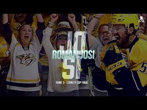 Roman Josi | Playoff Performer of the Night