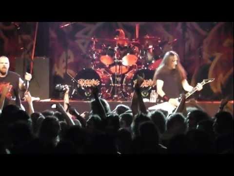 EXODUS - Live @ Zagreb, 12.12.2011. (1/3)