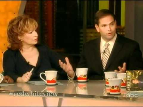 Rubio on The View (6/25/12)