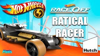 Hot Wheels Race Off - Ratical Racer Supercharged Unlocked