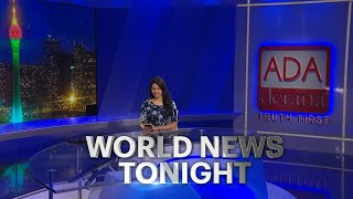 Ada Derana World News Tonight | 07th April 202