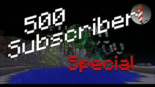 500 Subscriber Special - Minecraft Fireworks