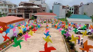 TRường mầm non Hoàng Văn Thụ - TP Lạng Sơn